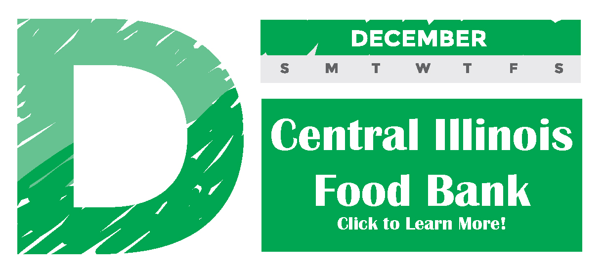 December - Central Illinois Food Bank