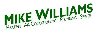 Mike Williams Plumbing, Heating and Air Conditioning