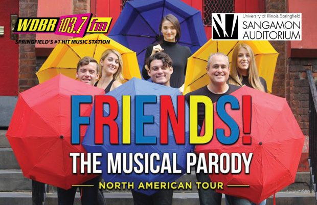 Test Your FRIENDS Trivia Knowledge to WIN Tickets! | 103 7 WDBR
