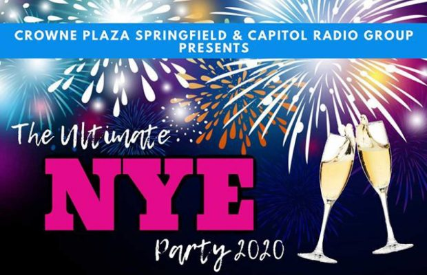 The Ultimate New Year's Eve Party 2020   103.7 WDBR